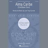 Download or print Juan Tony Guzman Alma Caribe (Caribbean Soul) Sheet Music Printable PDF 16-page score for Latin American / arranged 2-Part Choir SKU: 254163.