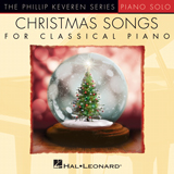 Download Jule Styne 'The Christmas Waltz [Classical version] (arr. Phillip Keveren)' Printable PDF 3-page score for Christmas / arranged Piano Solo SKU: 186329.