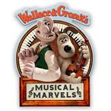 Download or print Julian Nott Wallace And Gromit Theme Sheet Music Printable PDF 2-page score for Children / arranged Big Note Piano SKU: 403887.