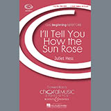 Download Juliet Hess 'I'll Tell You How The Sun Rose' Printable PDF 5-page score for Concert / arranged 2-Part Choir SKU: 71299.