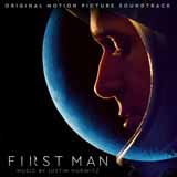 Download or print Justin Hurwitz Docking Waltz (from First Man) Sheet Music Printable PDF 3-page score for Pop / arranged Piano Solo SKU: 406437.