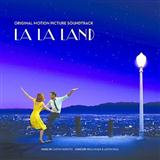Download Justin Hurwitz 'Planetarium (from La La Land)' Printable PDF 8-page score for Film/TV / arranged Piano Duet SKU: 183125.