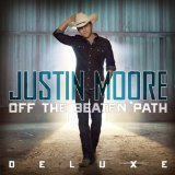Download Justin Moore 'Lettin' The Night Roll' Printable PDF 5-page score for Pop / arranged Piano, Vocal & Guitar (Right-Hand Melody) SKU: 154654.