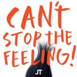 Download or print Justin Timberlake Can't Stop The Feeling Sheet Music Printable PDF 5-page score for Rock / arranged Big Note Piano SKU: 174976.