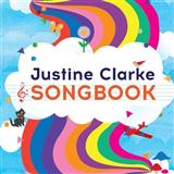 Download Justine Clarke 'Creatures of the Rain and Sun' Printable PDF 3-page score for Children / arranged Easy Piano & Guitar Tab SKU: 124586.