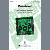 Download or print Kacey Musgraves Rainbow (arr. Cristi Cary Miller) Sheet Music Printable PDF 9-page score for Country / arranged 2-Part Choir SKU: 426210.