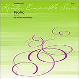 Download or print Kaisershot Frolic - 3rd Bb Trumpet Sheet Music Printable PDF 2-page score for Concert / arranged Brass Ensemble SKU: 336857.