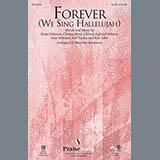 Download or print Kari Jobe Forever (We Sing Hallelujah) (arr. Heather Sorenson) Sheet Music Printable PDF 14-page score for Romantic / arranged SATB Choir SKU: 156995.