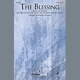 Download or print Kari Jobe, Cody Carnes & Elevation Worship The Blessing (arr. Heather Sorenson) Sheet Music Printable PDF 13-page score for Christian / arranged SATB Choir SKU: 474318.