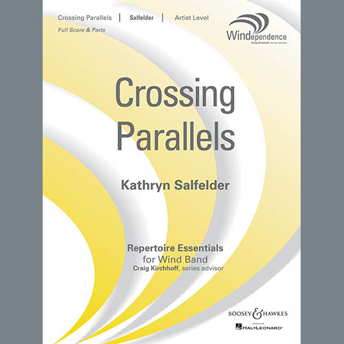 Easily Download Kathryn Salfelder Printable PDF piano music notes, guitar tabs for Concert Band. Transpose or transcribe this score in no time - Learn how to play song progression.