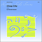 Download or print Keezer Chop City Sheet Music Printable PDF 2-page score for Concert / arranged Percussion Solo SKU: 124915.