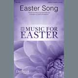 Download or print Keith Christopher Easter Song Sheet Music Printable PDF 4-page score for Gospel / arranged Percussion Solo SKU: 151999.