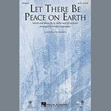 Download or print Keith Christopher Let There Be Peace On Earth - Bass Clarinet (sub. Tuba) Sheet Music Printable PDF 2-page score for Gospel / arranged Choir Instrumental Pak SKU: 337142.