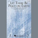 Download or print Keith Christopher Let There Be Peace On Earth - Violin 1 Sheet Music Printable PDF 3-page score for Gospel / arranged Choir Instrumental Pak SKU: 337135.