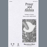 Download Keith Christopher 'Prayer And Alleluia - Double Bass' Printable PDF 2-page score for Concert / arranged Choir Instrumental Pak SKU: 270097.