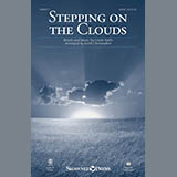 Download or print Keith Christopher Stepping on the Clouds - Guitar Sheet Music Printable PDF 4-page score for Gospel / arranged Choir Instrumental Pak SKU: 342488.