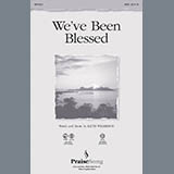 Download Keith Wilkerson 'We've Been Blessed - Violin 2' Printable PDF 4-page score for Contemporary / arranged Choir Instrumental Pak SKU: 271416.