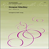 Download or print Keith Young Gospel Medley - Full Score Sheet Music Printable PDF 8-page score for Gospel / arranged Woodwind Ensemble SKU: 359921.