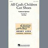 Download or print Traditional Spiritual All God's Children Got Shoes (arr. Ken Berg) Sheet Music Printable PDF 9-page score for Children / arranged 2-Part Choir SKU: 51338.