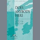 Download Ken Reynolds 'Does Anybody Here' Printable PDF 8-page score for Contemporary / arranged SATB Choir SKU: 281589.
