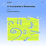 Download or print Kenneth Henderson A Trumpeter's Serenade - Piano Accompaniment Sheet Music Printable PDF 3-page score for Classical / arranged Brass Solo SKU: 456098.