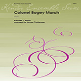 Download or print Kenneth J. Alford Colonel Bogey March - 2nd Baritone B.C. Sheet Music Printable PDF 3-page score for Concert / arranged Brass Ensemble SKU: 374150.