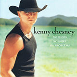Download or print Kenny Chesney I Can't Go There Sheet Music Printable PDF 7-page score for Country / arranged Piano, Vocal & Guitar (Right-Hand Melody) SKU: 21315.