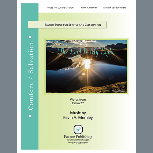 Easily Download Kevin A. Memley Printable PDF piano music notes, guitar tabs for Piano & Vocal. Transpose or transcribe this score in no time - Learn how to play song progression.