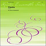 Download Kevin Kaisershot 'Fiesta - 2nd Bb Trumpet' Printable PDF 2-page score for Concert / arranged Brass Ensemble SKU: 340877.