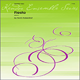 Download Kevin Kaisershot 'Fiesta - 3rd Bb Trumpet' Printable PDF 2-page score for Concert / arranged Brass Ensemble SKU: 340878.