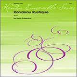 Download Kevin Kaisershot 'Rondeau Rustique - 1st Bb Trumpet' Printable PDF 2-page score for Classical / arranged Brass Ensemble SKU: 340956.