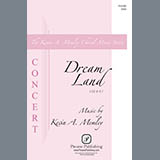 Download or print Kevin Memley Dream Land (arr. Christina Rossetti) Sheet Music Printable PDF 7-page score for Concert / arranged SSAA Choir SKU: 427699.