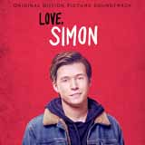 Download or print Khalid & Normani Love Lies (from Love, Simon) Sheet Music Printable PDF 6-page score for Pop / arranged Easy Piano SKU: 411123.