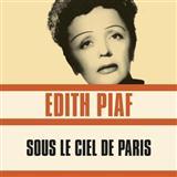 Download Kim Gannon 'Under Paris Skies' Printable PDF 5-page score for Standards / arranged Accordion SKU: 74352.