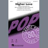 Download or print Kirby Shaw Higher Love - Bb Trumpet 1 Sheet Music Printable PDF 2-page score for Inspirational / arranged Choir Instrumental Pak SKU: 269736.