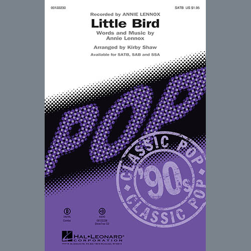 Kirby Shaw, Little Bird - Trumpet 1, Choir Instrumental Pak