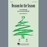 Download Kirby Shaw 'Reason For The Season - Full Score' Printable PDF 8-page score for Christmas / arranged Choir Instrumental Pak SKU: 298064.