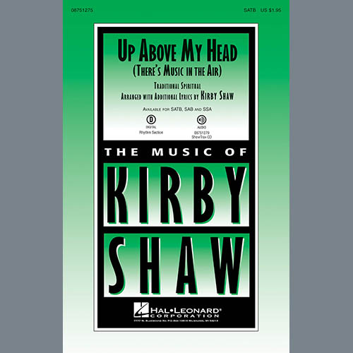 Easily Download Kirby Shaw Printable PDF piano music notes, guitar tabs for SSA Choir. Transpose or transcribe this score in no time - Learn how to play song progression.