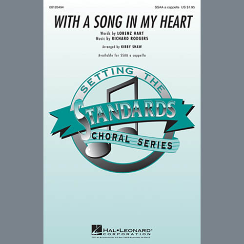 Easily Download Rodgers & Hart Printable PDF piano music notes, guitar tabs for SSA Choir. Transpose or transcribe this score in no time - Learn how to play song progression.