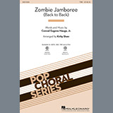 Download Kirby Shaw 'Zombie Jamboree (Back To Back)' Printable PDF 12-page score for Novelty / arranged TBB Choir SKU: 188636.