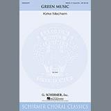 Download or print Kirke Mechem Green Music Sheet Music Printable PDF 14-page score for Festival / arranged SSAA Choir SKU: 159804.