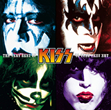 Download KISS 'Hotter Than Hell' Printable PDF 10-page score for Rock / arranged Guitar Tab SKU: 413165.