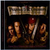 Download or print Klaus Badelt He's A Pirate (from Pirates Of The Caribbean: The Curse of the Black Pearl) Sheet Music Printable PDF 5-page score for Disney / arranged Big Note Piano SKU: 71909.