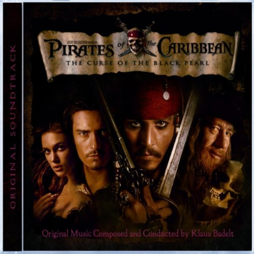 Klaus Badelt, One Last Shot (from Pirates Of The Caribbean: The Curse Of The Black Pearl), Piano Solo