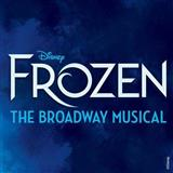 Download Kristen Anderson-Lopez & Robert Lopez 'Finale / Let It Go (from Frozen: The Broadway Musical)' Printable PDF 7-page score for Children / arranged Piano & Vocal SKU: 253945.