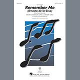 Download or print Kristen Anderson-Lopez & Robert Lopez Remember Me (Ernesto de la Cruz) (from Coco) (arr. Roger Emerson) Sheet Music Printable PDF 7-page score for Children / arranged 2-Part Choir SKU: 250775.