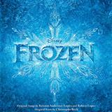 Download or print Kristen Bell & Santino Fontana Love Is An Open Door (from Disney's Frozen) Sheet Music Printable PDF 3-page score for Children / arranged Piano Solo SKU: 154094.
