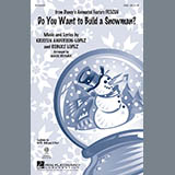 Download or print Kristen Bell, Agatha Lee Monn & Katie Lopez Do You Want To Build A Snowman? (from Disney's Frozen) (arr. Mark Brymer) Sheet Music Printable PDF 11-page score for Children / arranged 2-Part Choir SKU: 153918.