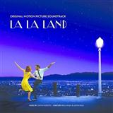 Download or print La La Land Cast Another Day Of Sun (from La La Land) Sheet Music Printable PDF 7-page score for Film/TV / arranged Easy Guitar Tab SKU: 179857.
