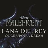 Download Lana Del Rey 'Once Upon A Dream' Printable PDF 2-page score for Disney / arranged Clarinet Solo SKU: 120278.